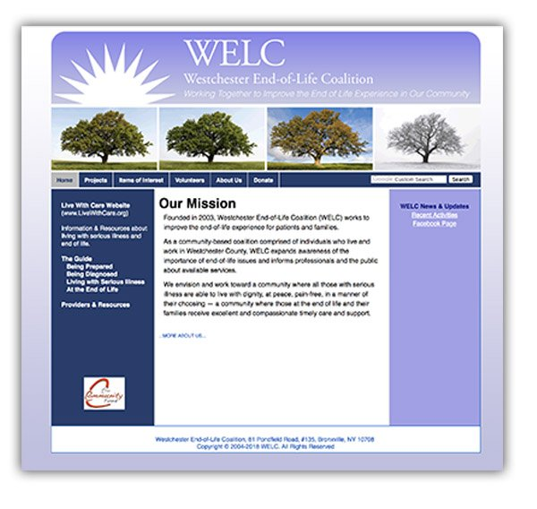 Westchester End-of-Life Coalition