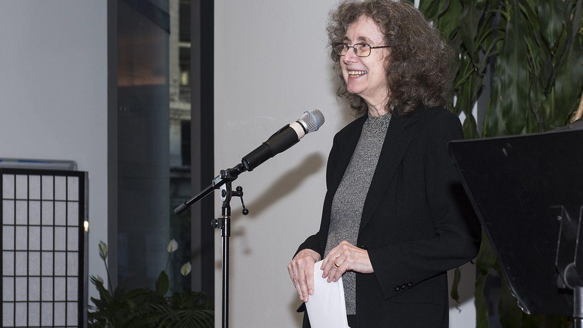 Former Director Laurie Leonard